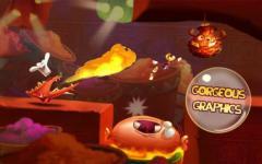 Rayman Fiesta Run star screenshot 5/6