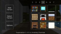 Exploration actual screenshot 3/6
