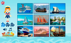 Puzzles ships screenshot 1/6