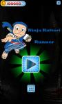 Ninja Subway Runner  screenshot 1/2