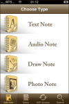 Take A Note screenshot 1/1