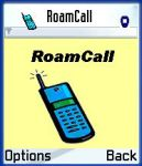 RoamCall S60 screenshot 1/1