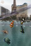 Fish Fingers 3D Interactive Aquarium FREE screenshot 1/4