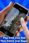 Fish Fingers 3D Interactive Aquarium FREE screenshot 2/4