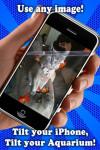 Fish Fingers 3D Interactive Aquarium FREE screenshot 3/4
