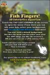 Fish Fingers 3D Interactive Aquarium FREE screenshot 4/4