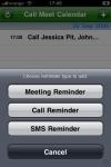 Call Meet Calendar Premium screenshot 1/1
