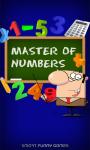 Master of Numbers screenshot 1/2