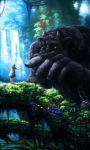 Fantasy Monster Live Wallpaper screenshot 1/3