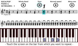 Play Rock on Piano and Keyboards 1 screenshot 2/4