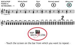 Play Rock on Piano and Keyboards 1 screenshot 4/4