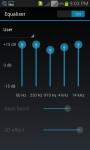 5Equalizer Music Player screenshot 2/5