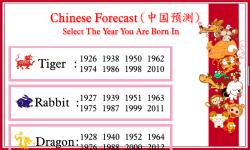 Chinese Zodiac Forecast screenshot 1/4