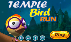 Temple BIrd Run screenshot 1/6