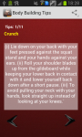 Body Building Growth Tips screenshot 3/3