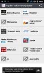 Top ten Indian newspapers screenshot 1/3
