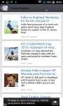 Top ten Indian newspapers screenshot 2/3