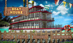 Free Hidden Object Game - Boat House screenshot 1/4