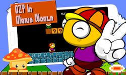 OZY In Mario World screenshot 2/3