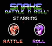 Snake Rattlen Roll screenshot 1/4