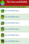 Lion and Rabbit screenshot 2/3