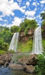 Iguazu Falls Argentina Live Wallpaper screenshot 1/3