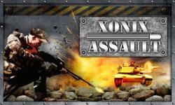 Xonix Assault Java screenshot 1/5