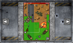 Xonix Assault Java screenshot 3/5