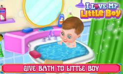 I Love My Little Boy screenshot 1/6