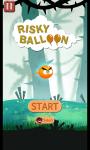 Risky Balloon screenshot 1/5
