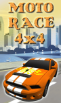 Moto Race 4X4 Free screenshot 1/1