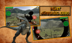 Hunt Jurassic Dino - Sniper 3D screenshot 1/6