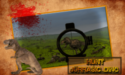 Hunt Jurassic Dino - Sniper 3D screenshot 4/6