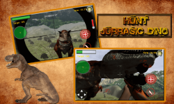 Hunt Jurassic Dino - Sniper 3D screenshot 5/6