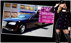Limo Simulator 2016 City Driver screenshot 1/5