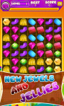 Jewels Jelly Crush screenshot 3/6