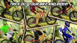 Bike Mayhem Mountain Racing ordinary screenshot 1/6