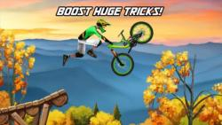 Bike Mayhem Mountain Racing ordinary screenshot 3/6