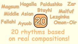 Rhytmix screenshot 2/4