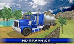 Off Road Oil Truck Driving screenshot 5/5