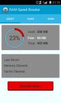 RAM Speed Booster screenshot 1/4