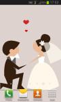 Wife and Husband Live Wallpaper screenshot 1/5