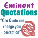 Eminent Quotations screenshot 1/3