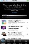 Apple Store screenshot 1/1