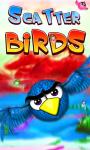 Scatter Birds screenshot 1/4
