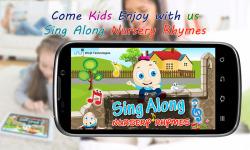 Sing Along Nursery Rhymes screenshot 1/3