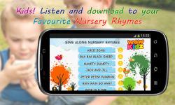 Sing Along Nursery Rhymes screenshot 2/3