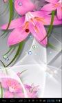 Glitter Flowers lwp screenshot 1/4