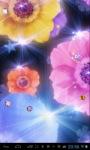Glitter Flowers lwp screenshot 3/4