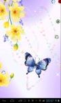Glitter Flowers lwp screenshot 4/4